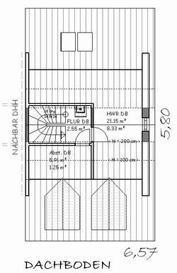 doppelhaus typ a. Black Bedroom Furniture Sets. Home Design Ideas