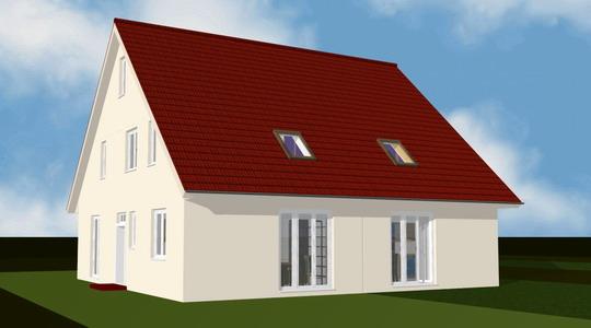 Doppelhaus typ b