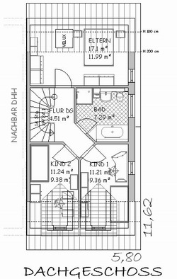 doppelhaus typ b. Black Bedroom Furniture Sets. Home Design Ideas